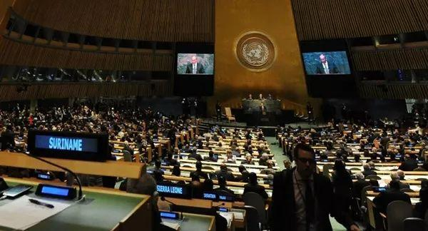 美俄这段旧仇又闹到了联合国