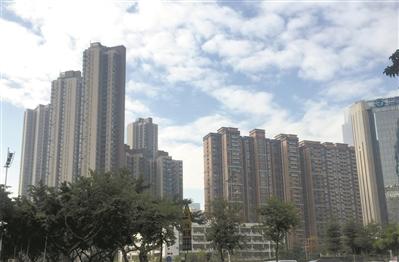 广州二手楼市按揭购房占绝对主导地位