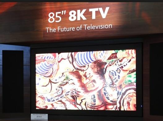 4K电视渗透率增速放缓 8K将是厂商角逐的下一战场
