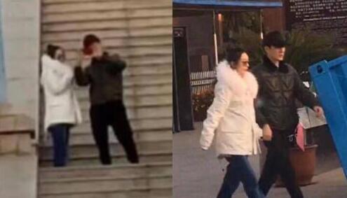 赵丽颖被曝怀男宝宝 预产期在明年三月