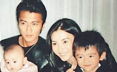 被港媒曝与张柏芝下月复婚 谢霆锋方否认:假新闻