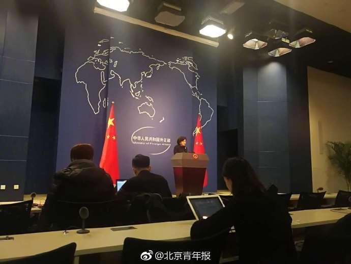 美驻多国大使馆被曝曾买间谍设备 中国外交部回应