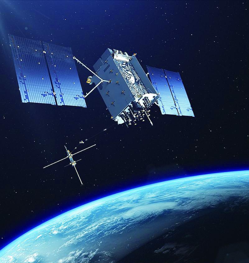 美发射第三代GPS卫星 欢呼战场导航不再怕被干扰