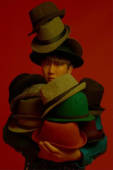 全新专辑《奇怪的帽子》 关喆揭露百变身份
