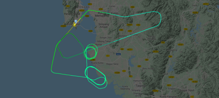 充电宝行李架突然起火 南航国际航班被迫返航