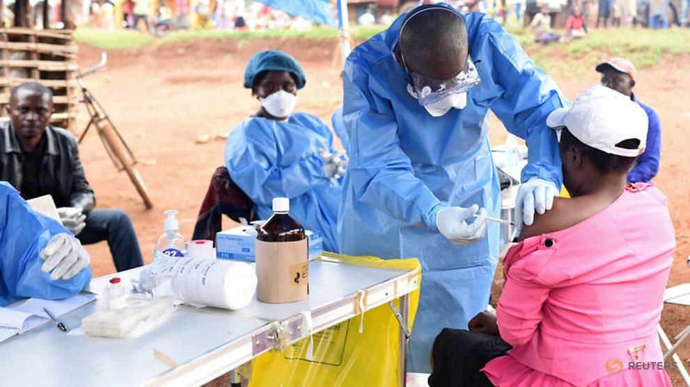 埃博拉病例从农村蔓延至城市 疫苗储备或告急