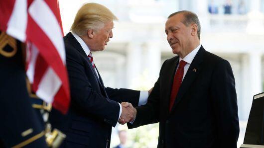 埃尔多安邀特朗普访问土耳其 土官员:特朗普已接受
