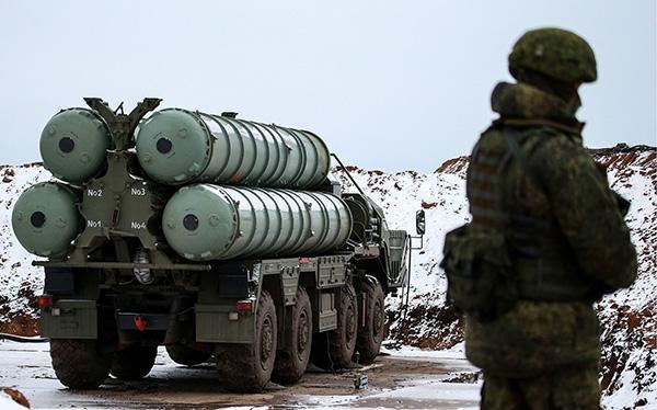 """土耳其用军购在美俄间""""打太极"""":评估S400和""""爱国者"""""""