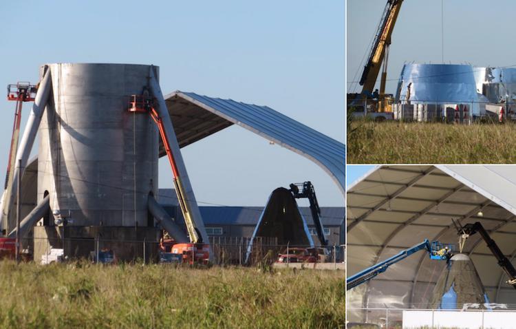 马斯克:SpaceX星际飞船2019年3/4月份试飞