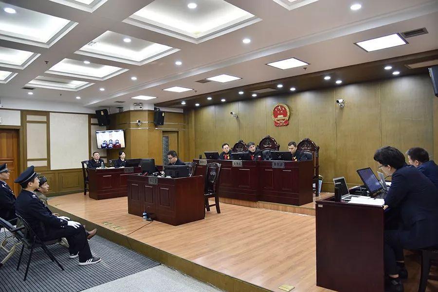 警察为报复枪杀2人二审宣判:驳回上诉维持死刑判决