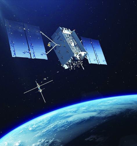 美第三代GPS开启导航新时代