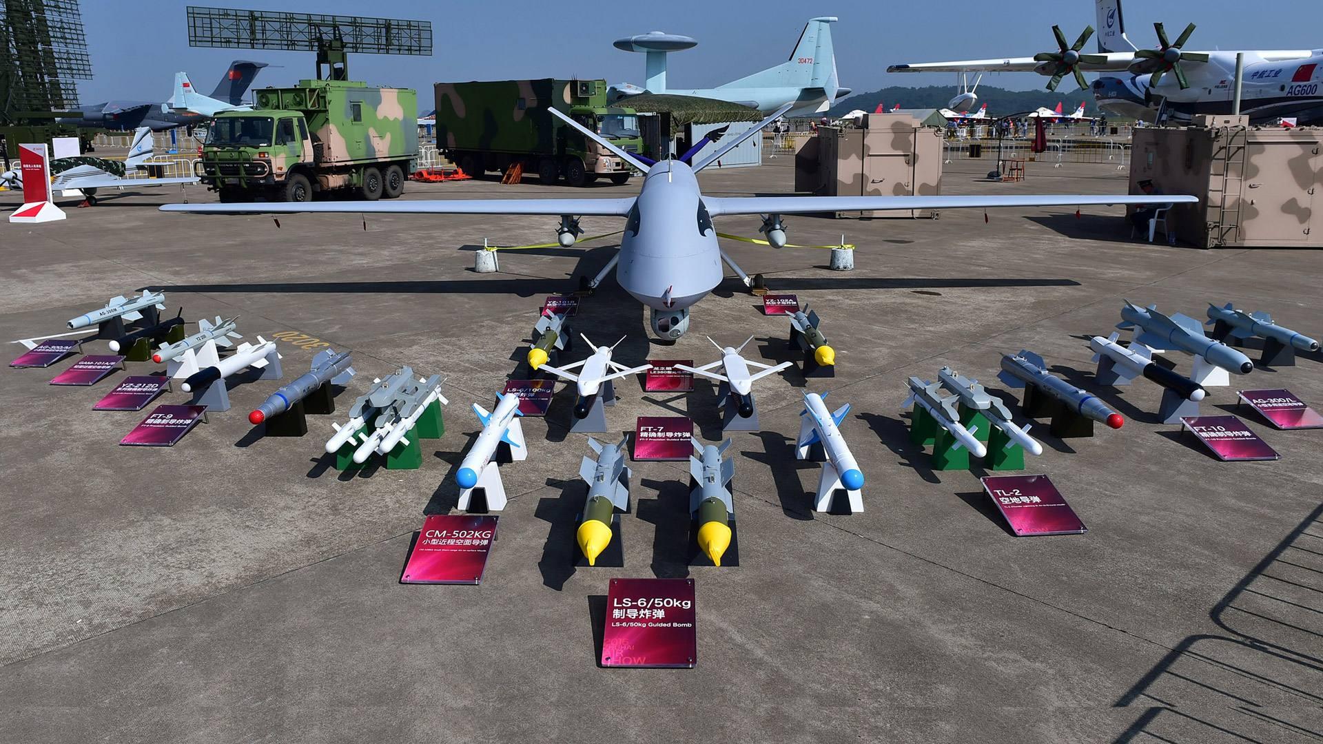 航空工业在川布局高端无人机制造出口基地