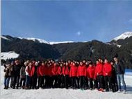 高山滑雪国家集训队将赴意大利进行系统化滑雪训练