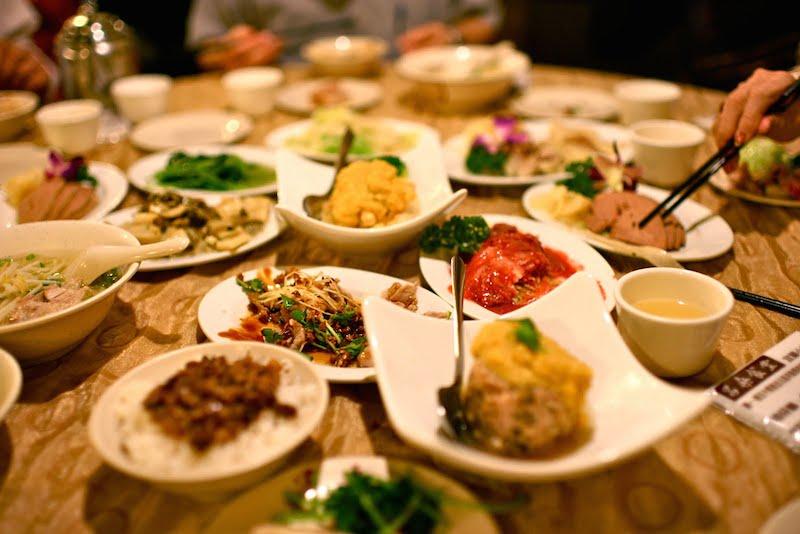 海外拥有近70万家中餐馆中国味道征服世界