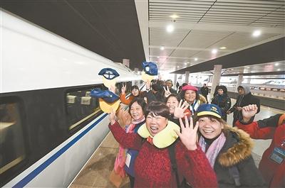 南京首开至千岛湖高铁旅游专列