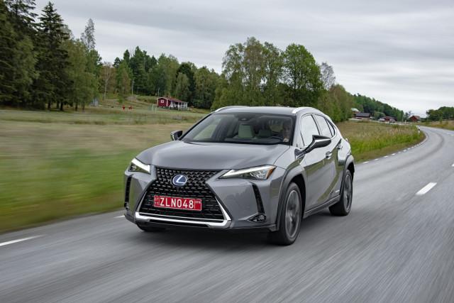 雷克萨斯欧洲注册UX300e商标 或推首款纯电动汽车?