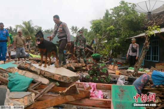 太难!妻儿母亲先救谁?印尼海啸上演现实版