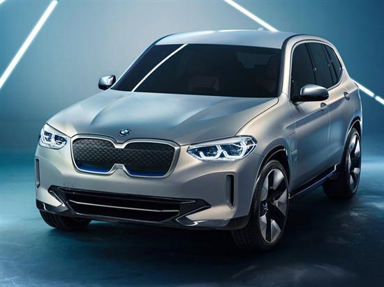 宝马iX3纯电SUV曝光 将国产/续航超400公里