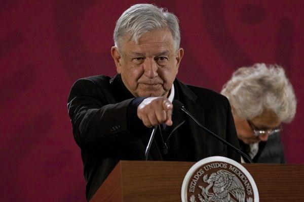 墨西哥总统洛佩斯就直升机坠毁事件发表讲话