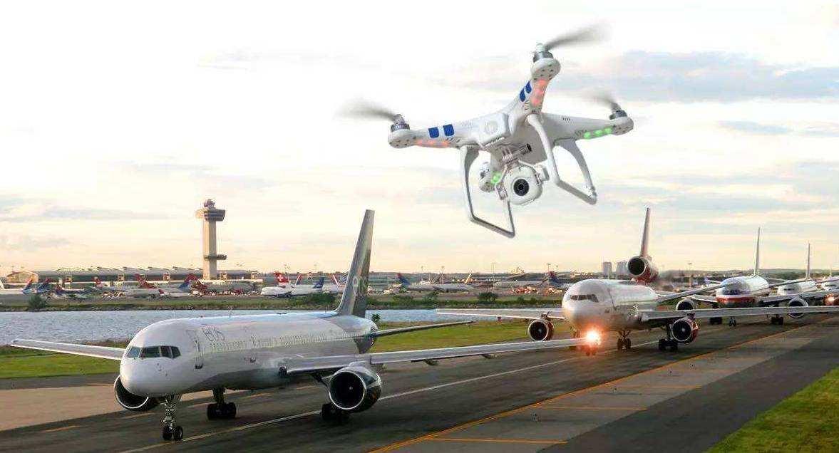 英国将全面部署机场侦测系统 遏制无人机干扰