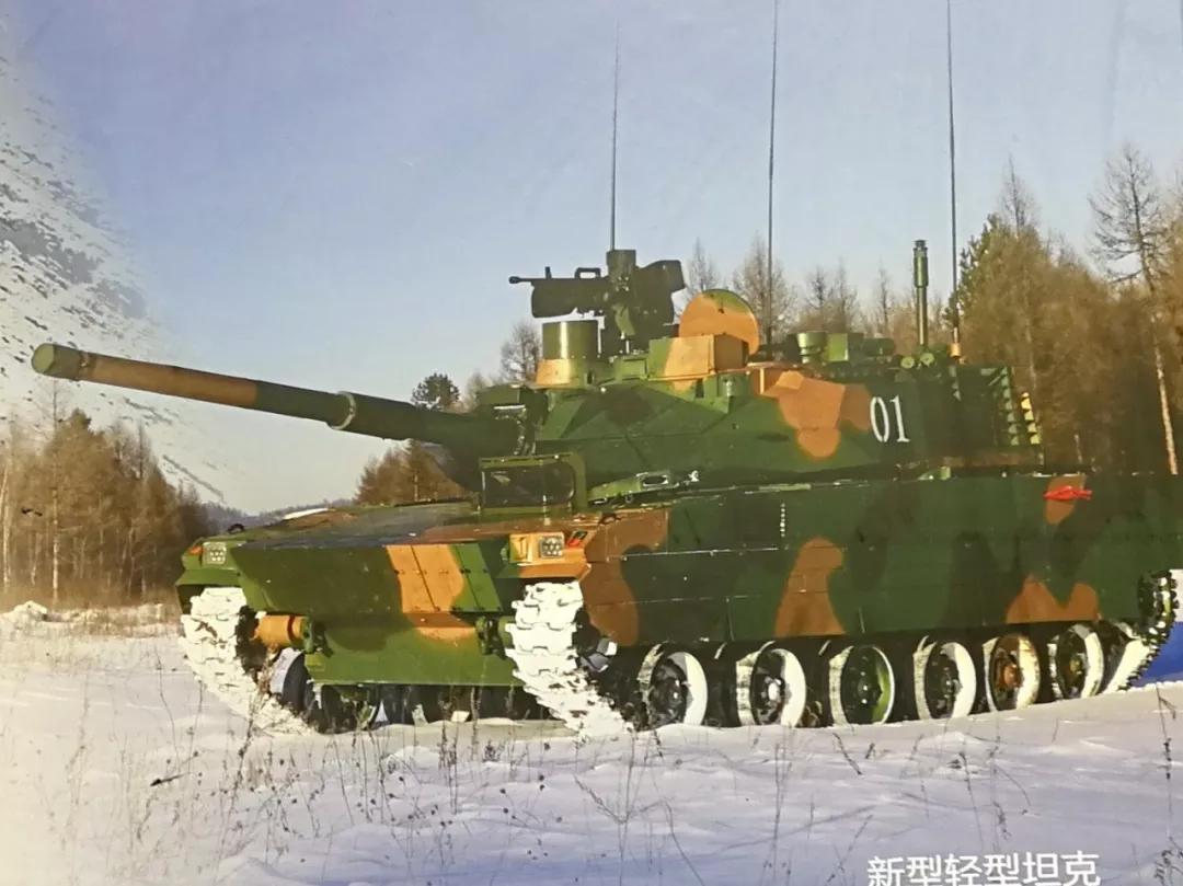 国防部:15式轻型坦克已经列装部队