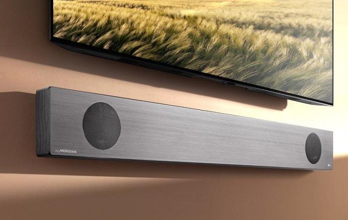 LG将在CES 2019期间展示多款智能条形音箱