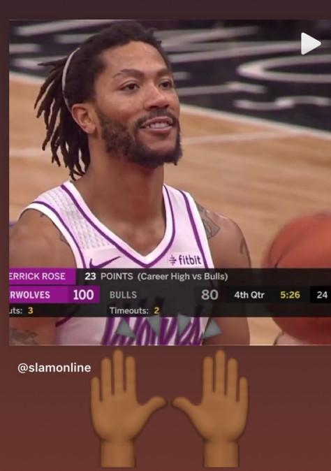 全场高呼MVP!罗斯重回风城 笑着罚球获亚当斯鼓掌