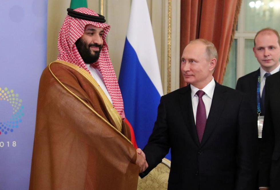 俄罗斯警告美国勿干涉沙特内政:支持沙特王储继位