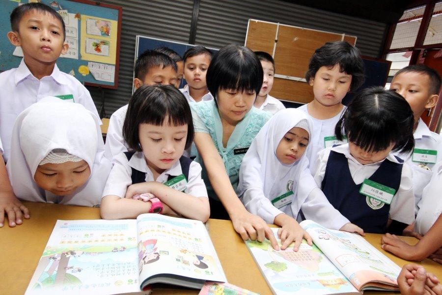 马来西亚教育部对华文小学拨款已陆续到账