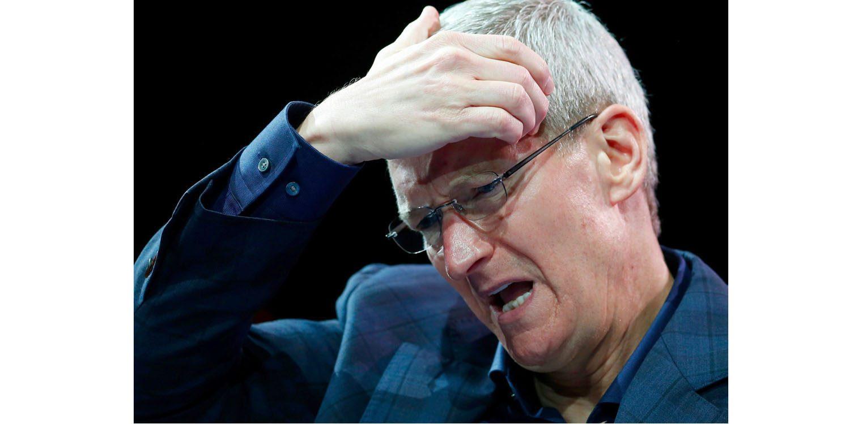 """《华尔街日报》称苹果因""""投资不善""""损失90亿美元"""