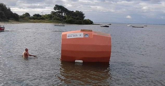 法71岁老人造封闭船大西洋漂流 欲抵达加勒比海