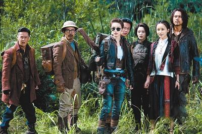 《云南虫谷》将映 与摸金小队一起跨年