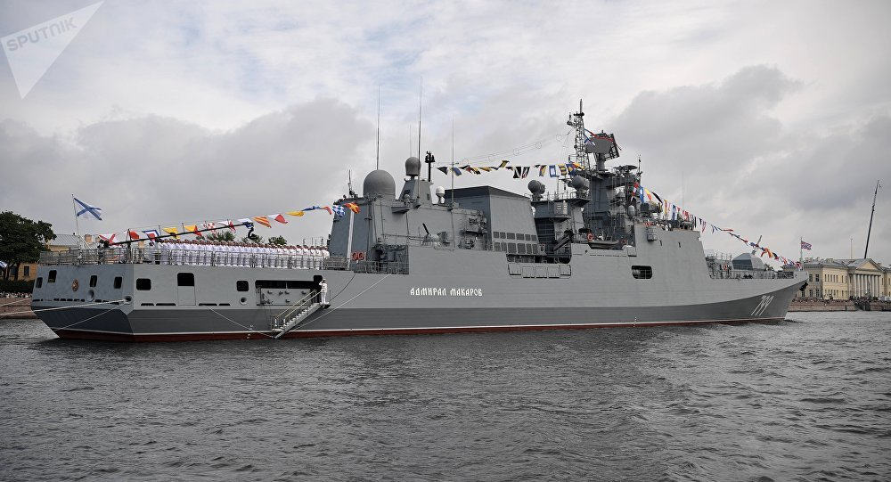 俄军护卫舰将访问塞浦路斯 在地中海找到补给点