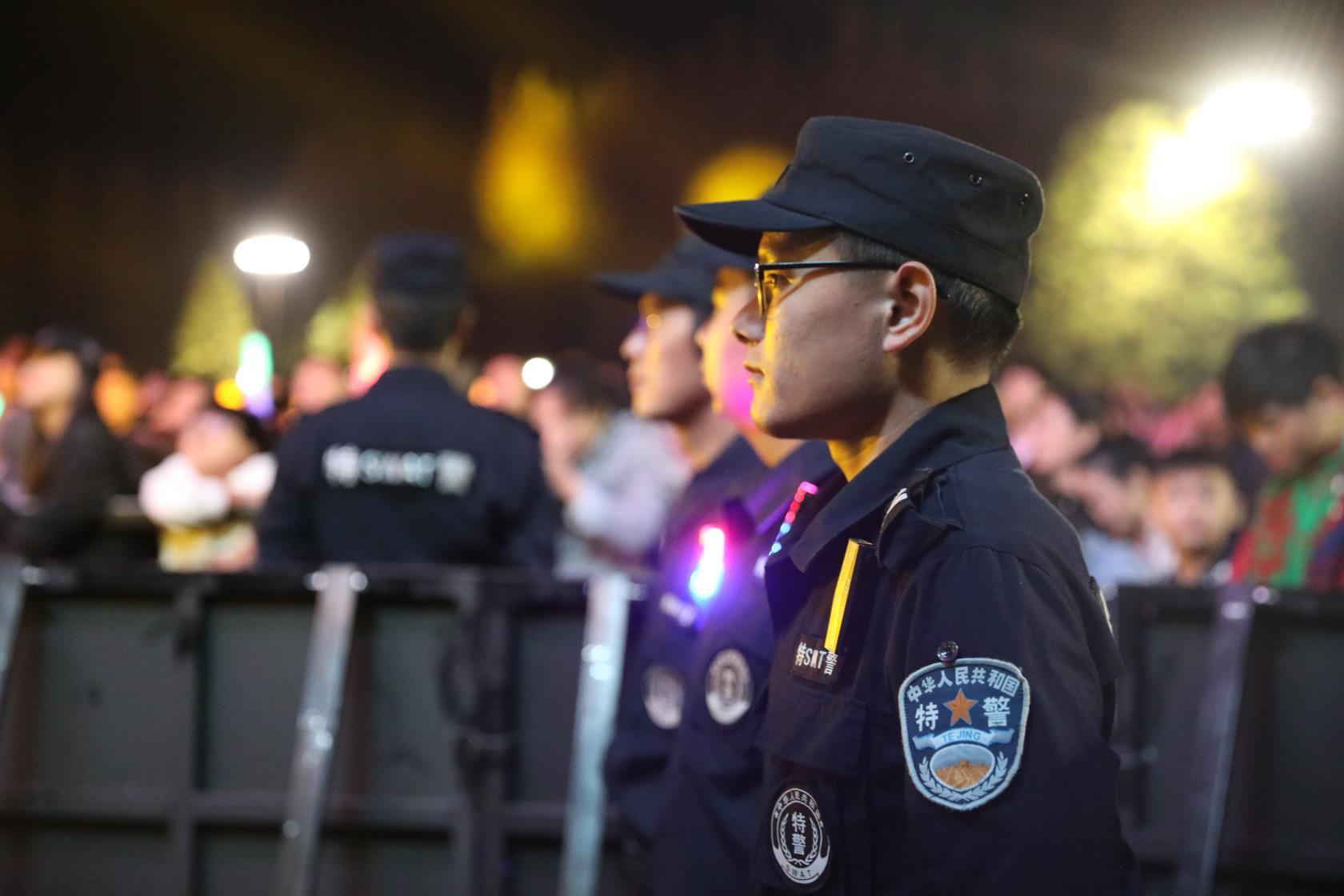 """盐城警方发布2018年十件大事 """"黄海行动""""深入人心"""