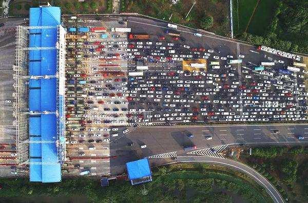 苏鲁省界和五座跨江大桥收费站取消 仍将收费