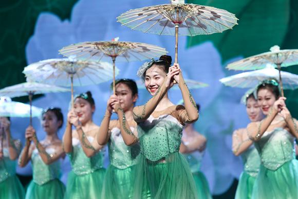 第六届江苏网络文化季收官 吸引5千万网友参与