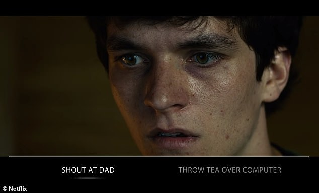 神剧《黑镜》首出互动风格电影  全片超过5小时