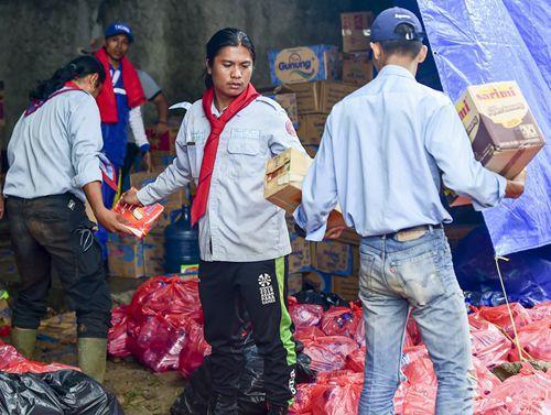 印尼海啸伤者数量激增 中国领馆发布安全提示