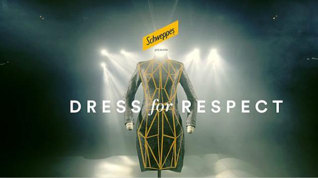 巴西一公司发明触摸感应连衣裙 可测试性骚扰