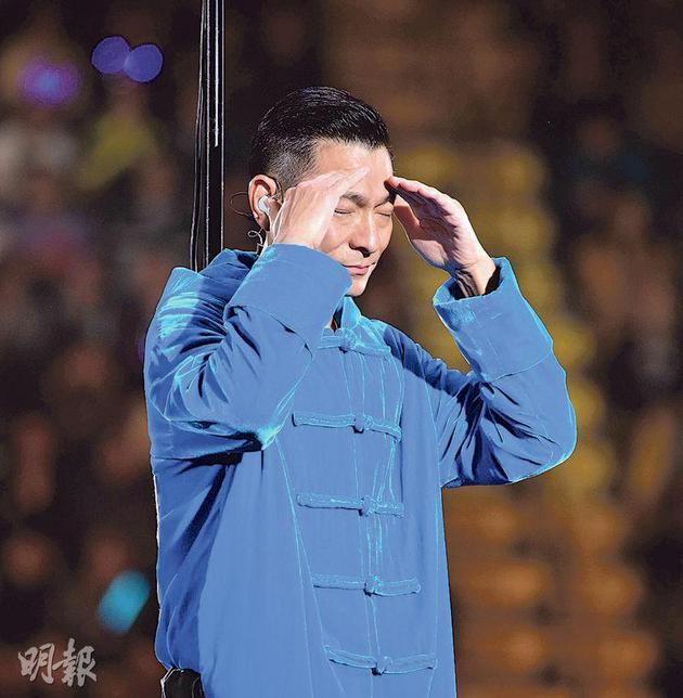 刘德华确诊患流感,香港7场演唱会全取消