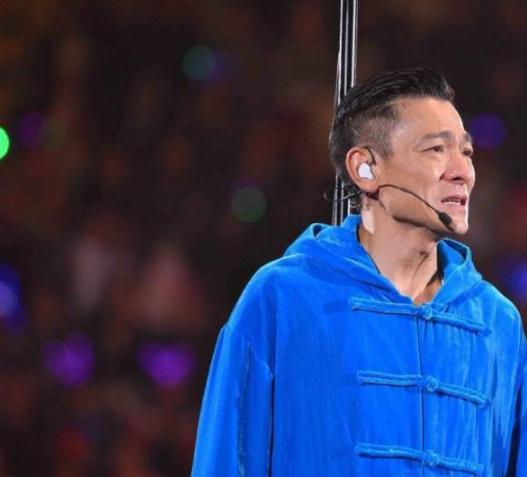 刘德华方官宣:刘德华确诊流感,将取消剩下的4场演唱会