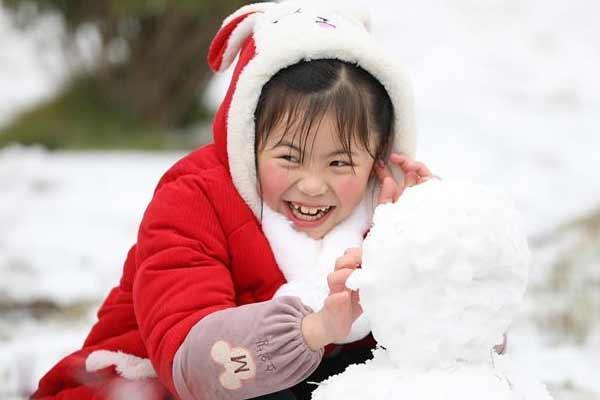 冰天雪地欢乐多