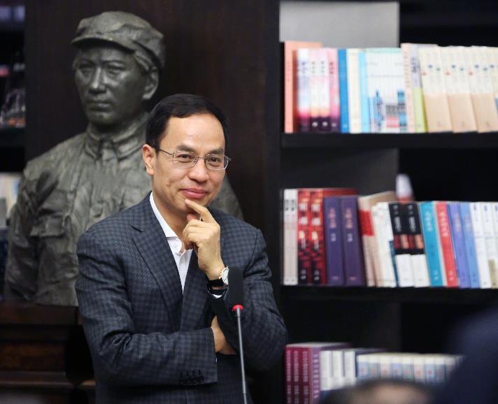 李河君在中央党校授课引起热烈反响