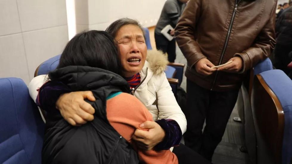 女孩被拐26年找回双亲:在车站被卖 曾恨亲生父母
