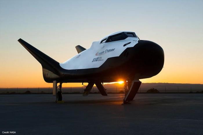 逐梦者太空飞船有望两年内将货物运输到轨道实验室