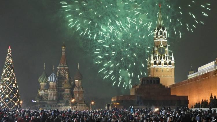 莫斯科出动27架无人机保障新年假期间安全