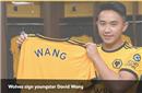 英超狼队宣布中国球员王佳豪加盟 将租至葡萄牙体育