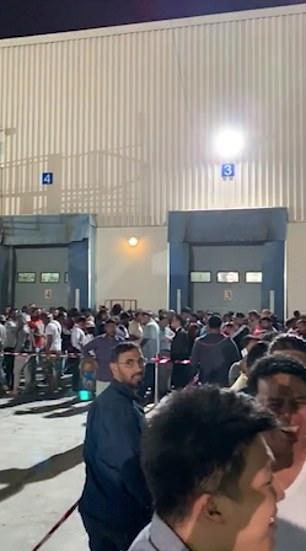 卡塔尔酒类价格将翻倍 人们跨年夜疯狂排队囤货