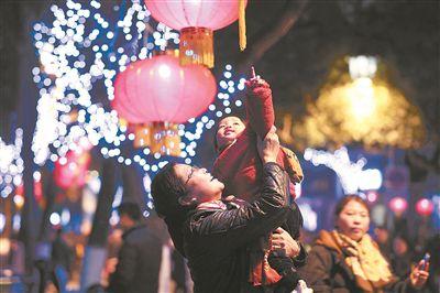 江苏各地举办跨年活动 祈福2019年越来越好