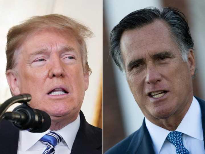 """特朗普""""宿敌""""发文抨击其不配当总统,特朗普竞选经理回击:嫉妒!"""